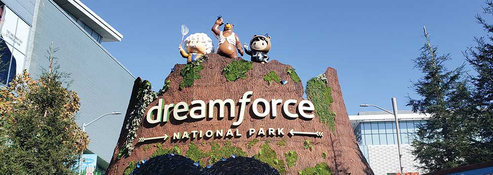 Dreamforce 2019 Management Journal