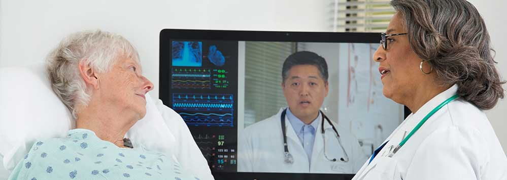 Telehealth: Health care industry's game-changer?