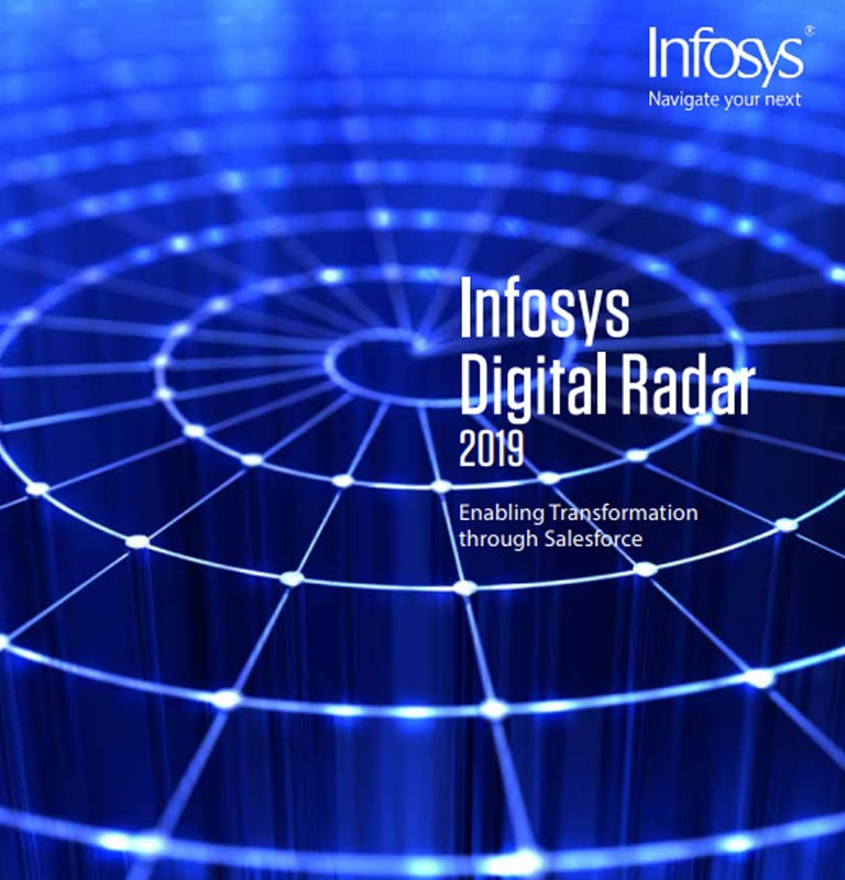 Infosys Digital Radar: Enabling Transformation Through Salesforce
