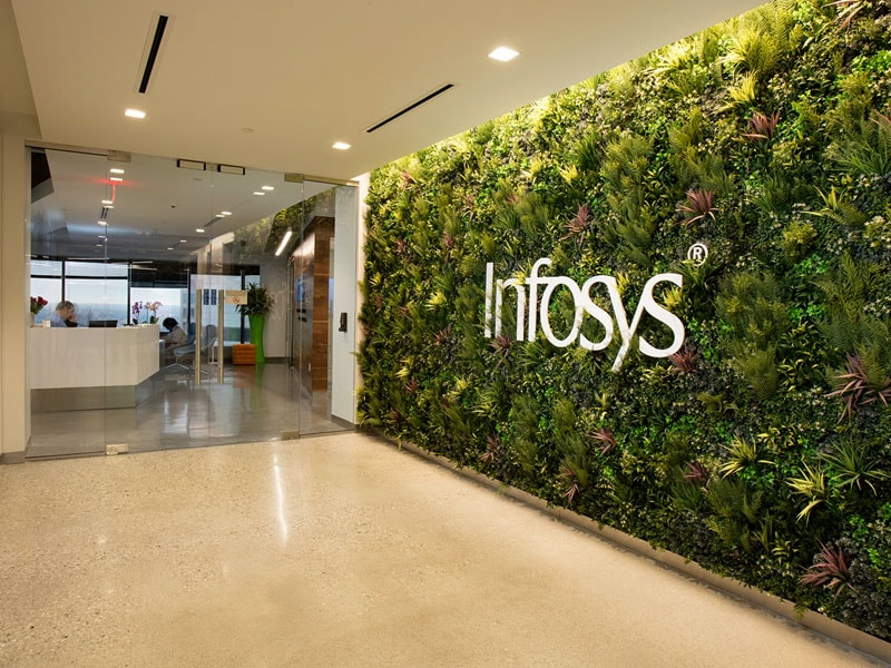 Welcome to the tech revolution. Welcome to Infosys.