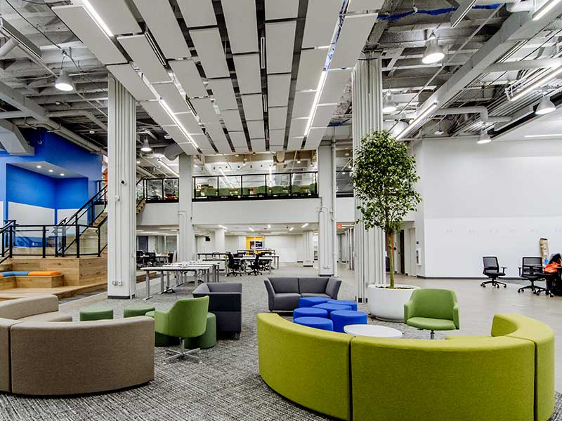 Infosys has opened its Design and Innovation Hub in Providence