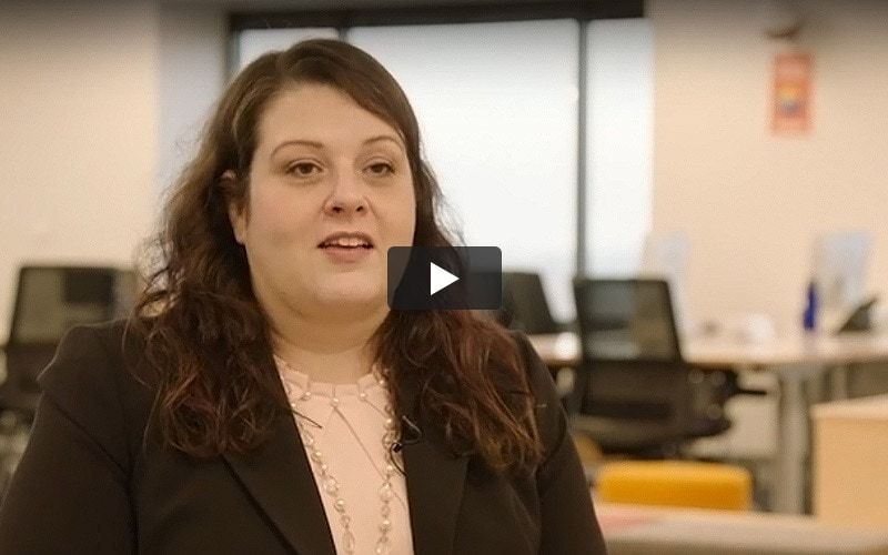 Jennifer from Indianapolis hub shares her experience with Infosys