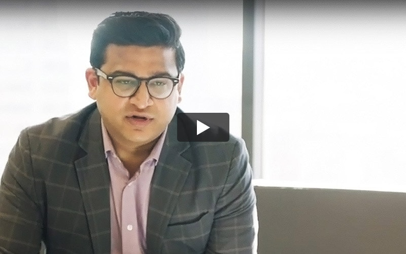 Jiten from Indianapolis hub shares his experience with Infosys