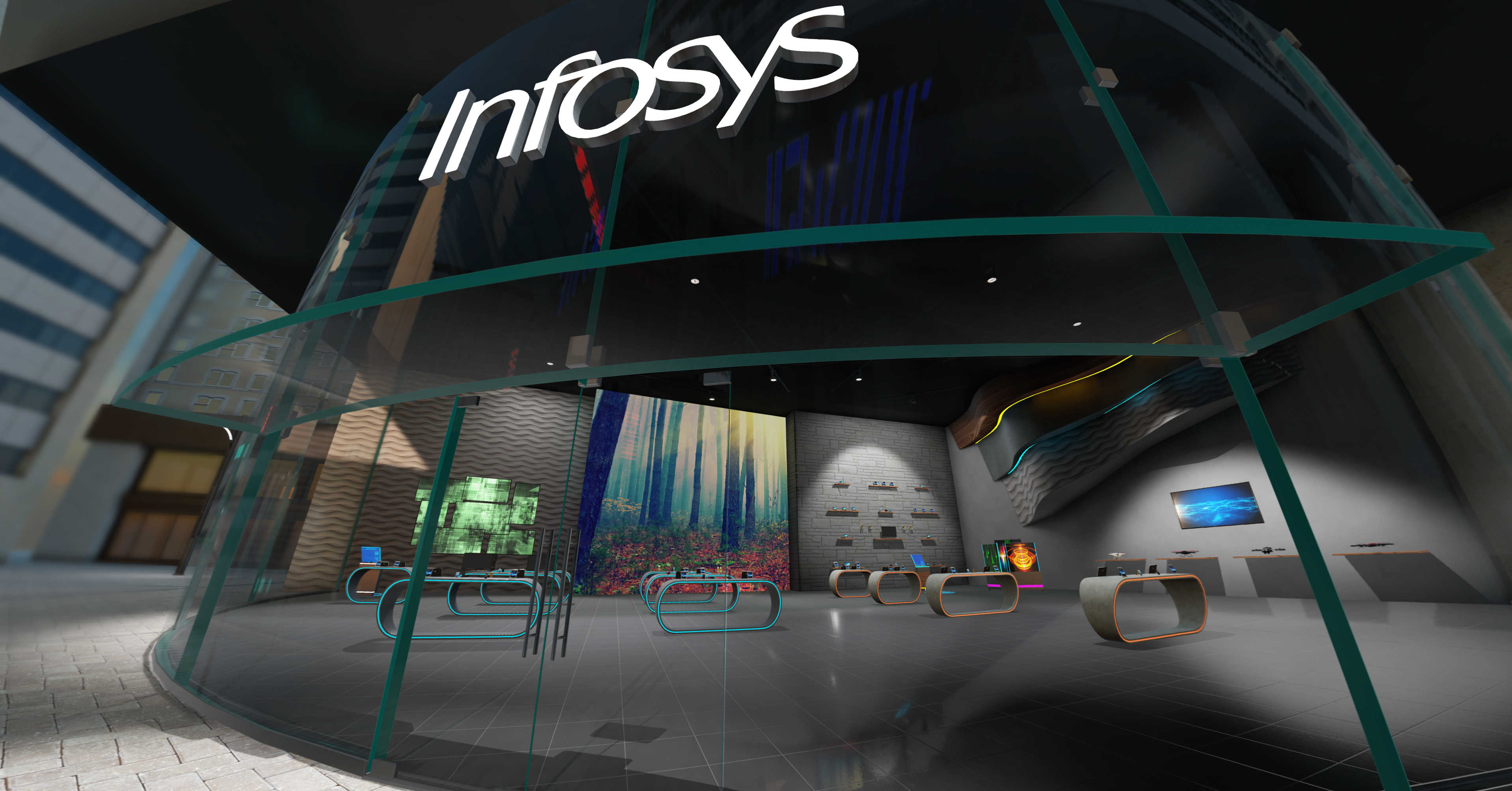 Infosys Retail Experience Image7