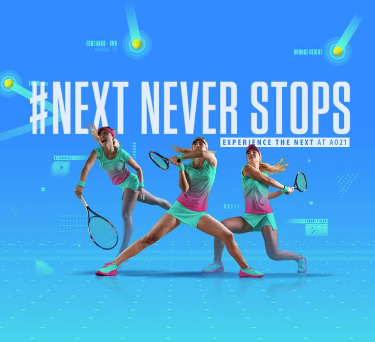 #Next Never Stops