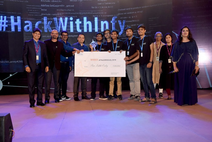 Infosys Successfully Concludes the Second Edition of #HackWithInfy India 2019