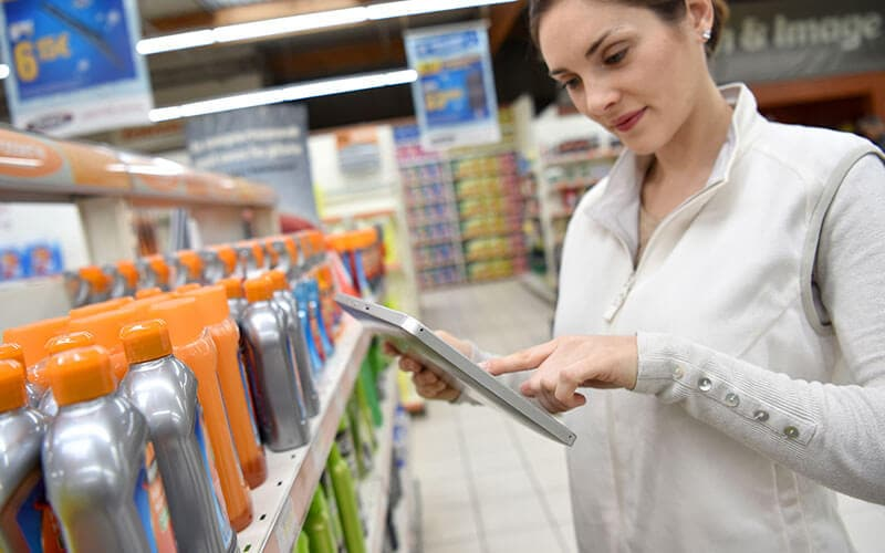 CPG enterprises should capitalize on customer-oriented technology