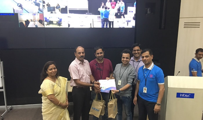 Infosys Successfully Concludes Annual Technology Fest Techzooka 2018