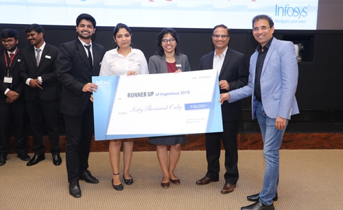 Infosys Successfully Concludes Ingenious 2018