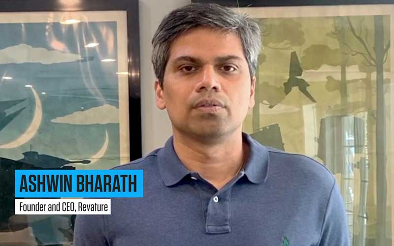 Ashwin Bharath, Founder & CEO, Revature