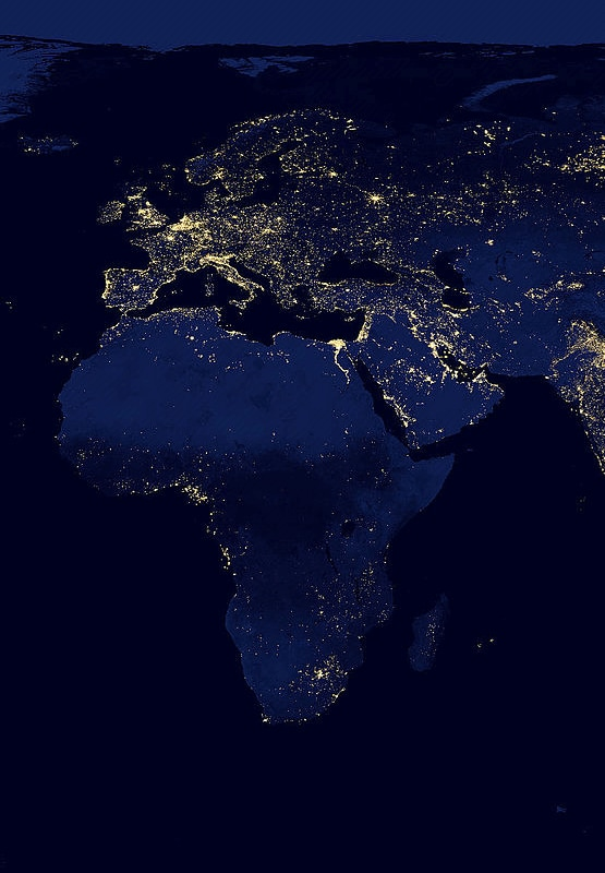 More than a million people across the world live without electricity